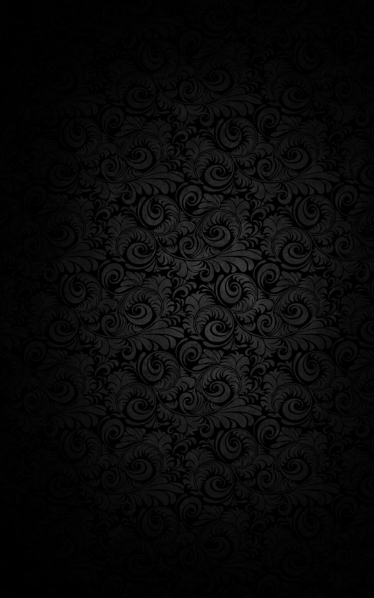 iPhone Wallpaper Black