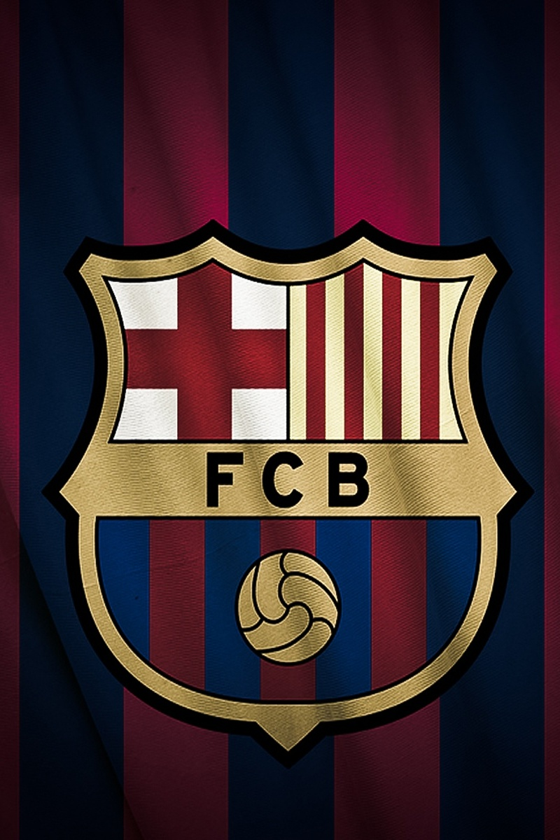 Barcelona Wallpaper Logo