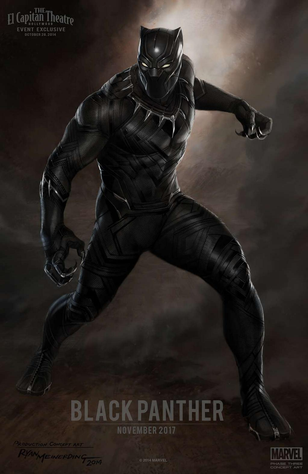 Black Panther Wallpaper iPhone