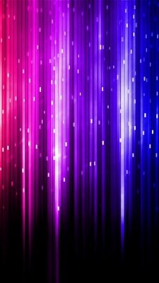 Blue and Purple Wallpaper iPhone