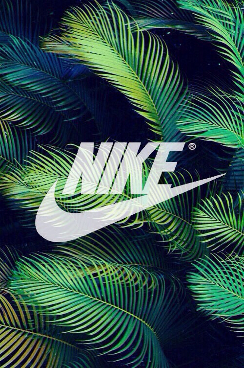 Green Nike Wallpaper iPhone