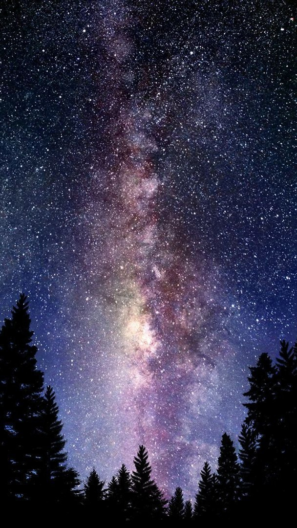 Iphone 10 Stars Wallpaper HD resolution 608x1080