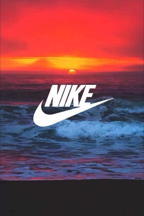 Nike Colorful iPhone Wallpaper