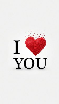 Valentine I Love You Wallpaper