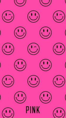 Pink Emoji Wallpaper Iphone
