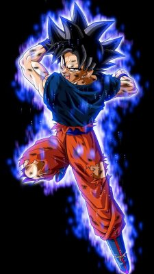 Goku Imagenes Wallpaper iPhone with resolution 1080X1920 pixel. You can make this wallpaper for your iPhone 5, 6, 7, 8, X backgrounds, Mobile Screensaver, or iPad Lock Screen