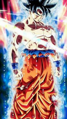 Wallpapers Goku Imagenes with resolution 1080X1920 pixel. You can make this wallpaper for your iPhone 5, 6, 7, 8, X backgrounds, Mobile Screensaver, or iPad Lock Screen