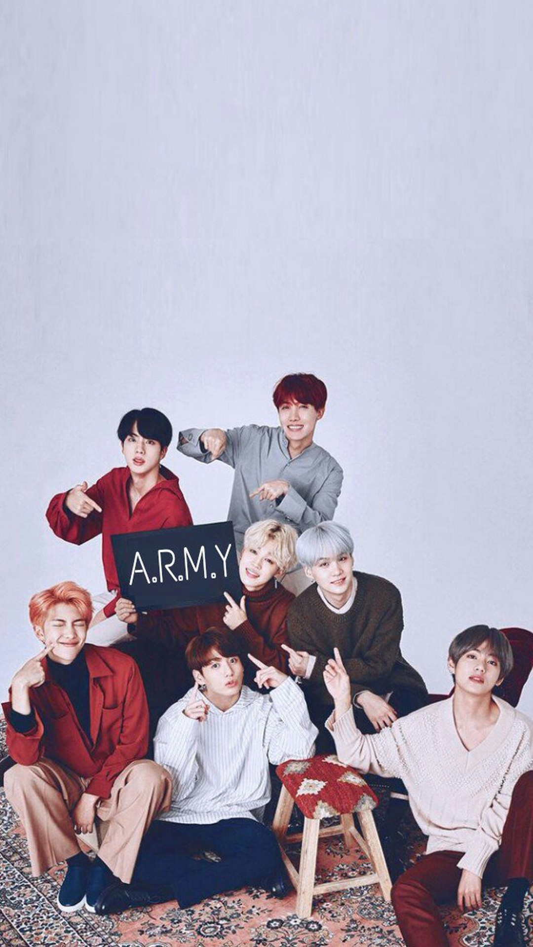 BTS Wallpaper iPhone with high-resolution 1080x1920 pixel. You can use this wallpaper for your iPhone 5, 6, 7, 8, X, XS, XR backgrounds, Mobile Screensaver, or iPad Lock Screen